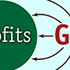 part of an illustration of the gap between profits and social values